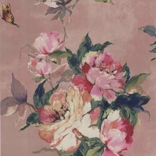 1838 Wallcoverings Madama Butterfly Wallpaper 1703-108-03