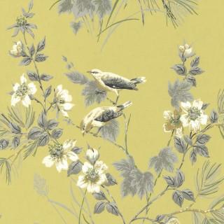1838 Wallcoverings Rosemore Wallpaper 1601-100-01