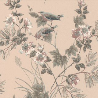 1838 Wallcoverings Rosemore Wallpaper 1601-100-02