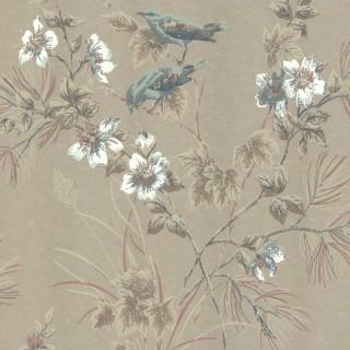 1838 Wallcoverings Rosemore Wallpaper 1601-100-04