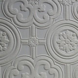 Anaglypta Wallpaper Luxury Textured Vinyl (6a) Collection Egon RD80029