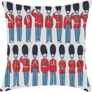 London Guards Fabric LONDONGUARDSMU by Cath Kidston