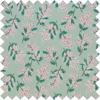 Mimosa Flower Fabric MIMOSAFLOWERMU by Cath Kidston
