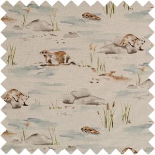 Otter Fabric OTTERBI by Ashley Wilde