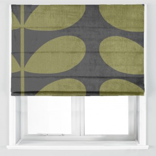 Orla Kiely Giant Stem Fabric Moss