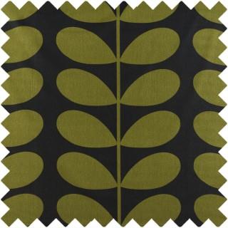 Orla Kiely Giant Stem Fabric Moss