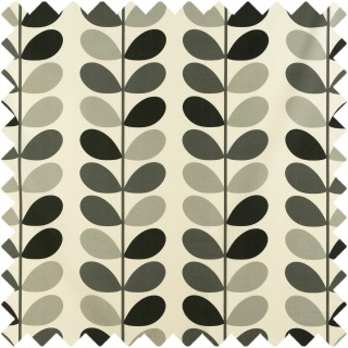 Orla Kiely Multi Stem Fabric Warm Grey