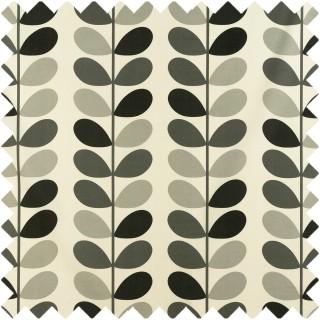 Orla Kiely Multi Stem Fabric Warm Grey