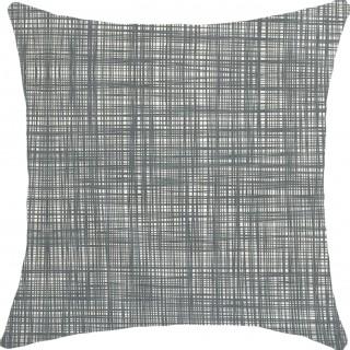 Orla Kiely Scribble Fabric Cool Grey