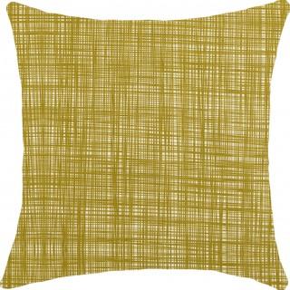 Orla Kiely Scribble Fabric Olive