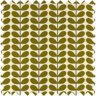 Two Colour Stem Fabric TWOCOLOURSTEMOL by Orla Kiely