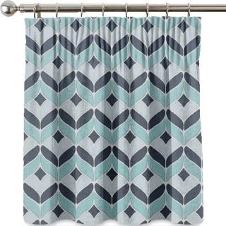 Illion Fabric ILLIONAQ by Ashley Wilde