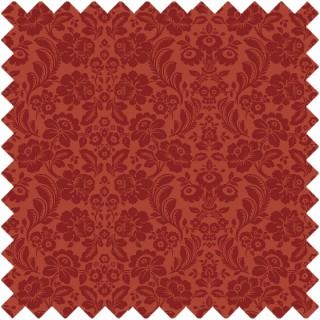 Blendworth Villefranche Fabric VILLEFRAFIRE
