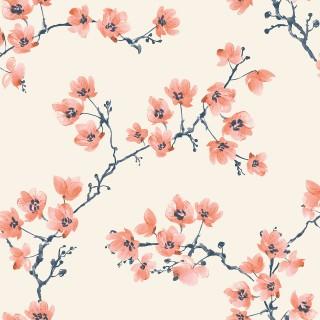 Sketch Twenty3 Wallpaper Pagoda Blossom Collection MH00414