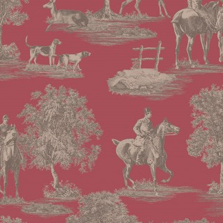 Sketch Twenty3 Wallpaper Regency Hunters Lodge Collection PV00226