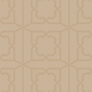 Sketch Twenty3 Wallpaper Regency Trellis Beaded Collection PV00238