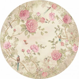 Moonlight Garden Panel Wallpaper 200463 by BN Walls