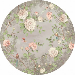 Moonlight Garden Panel Wallpaper 200464 by BN Walls