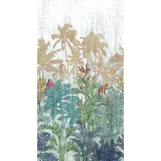 Jungle Panel Wallpaper 200348 by BN Walls