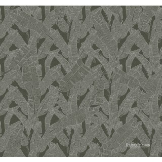 Riviera Maison Tropical Leaf Panel Wallpaper 30605 by BN Walls