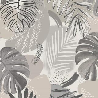 Abstract Jungle Wallpaper BMTD001/01B by Brand McKenzie