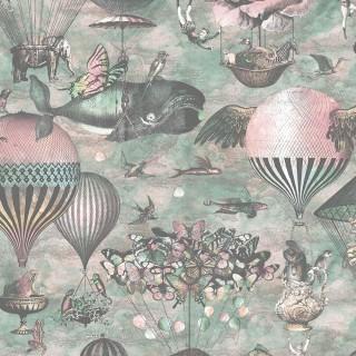 Curious Skies Wallpaper BMTD001/07C by Brand McKenzie