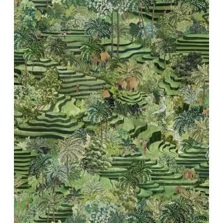 Rice Terrace Max Panel Wallpaper BMTD001/17B by Brand McKenzie