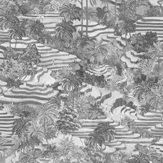 Rice Terrace Standard Wallpaper BMTD001/11A by Brand McKenzie