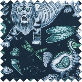 Emma J Shipley Extinct Fabric F1109/04