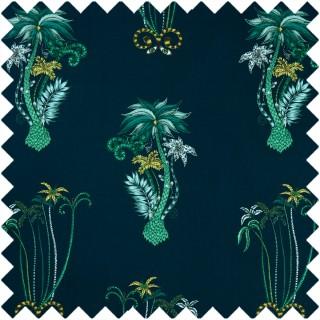Emma J Shipley Jungle Palms Fabric F1110/03