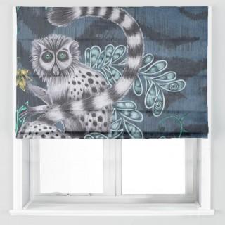 Emma J Shipley Lemur Fabric F1112/03