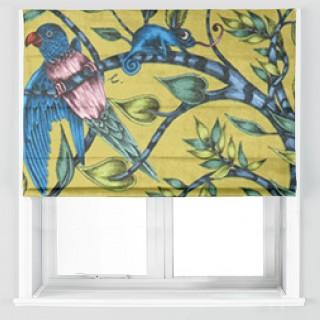 Emma J Shipley Rousseau Velvet Fabric F1212/01