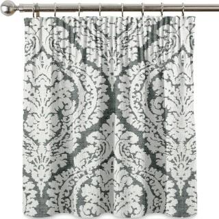 Clarke & Clarke Black & White BW1004 Fabric Collection F0876/01