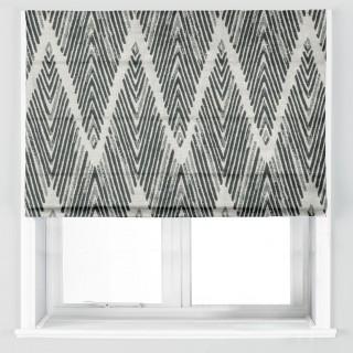 Clarke & Clarke Black & White BW1022 Fabric Collection F0895/01