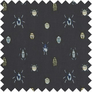 Clarke and Clarke Beetle Fabric F1095/02