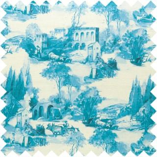 Clarke & Clarke Colony Anastacia Fabric Collection F0997/03