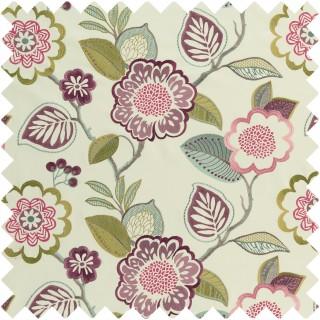 Clarke & Clarke Cote d'Azur Beaulieu Fabric Collection F0970/02
