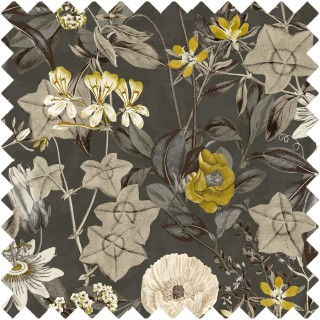 Clarke and Clarke Passiflora Fabric F1304/01