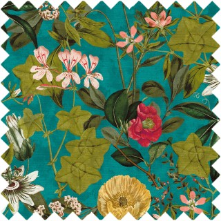 Clarke and Clarke Passiflora Fabric F1304/02