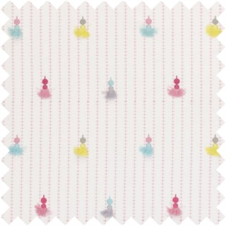 Clarke & Clarke Storybook Tassels Fabric Collection F0660/01