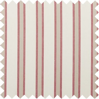 Clarke & Clarke Ticking Stripes Oxford Fabric Collection F0419/04