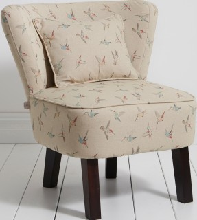 Hummingbird Cocktail Chair Natural by Oasis