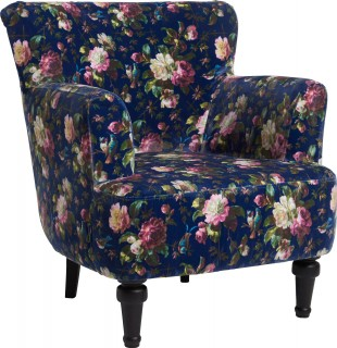 Renaissance Armchair Midnight by Oasis