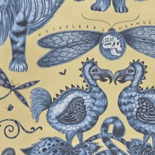 Emma J Shipley Extinct Wallpaper W0100/01
