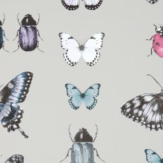 Clarke and Clarke Papilio Wallpaper W0094/04
