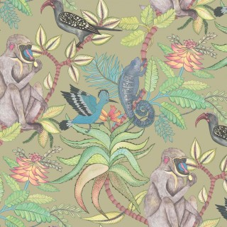 Cole & Son Savuti Wallpaper 109/1005