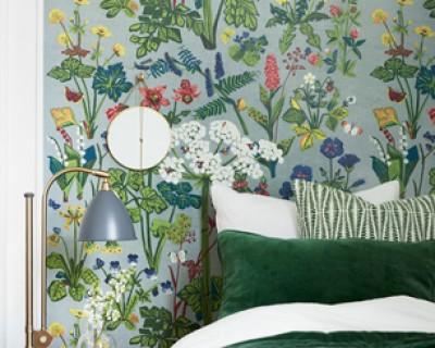 Wallpapers by Scandinavian Designers II