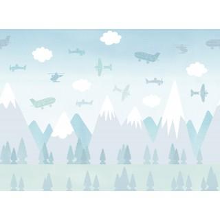 Boråstapeter Brio Air Wallpaper Mural 6272