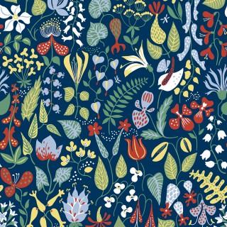 Boråstapeter Wallpaper by Scandinavian Designers Herbarium 2744
