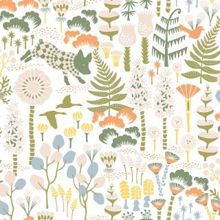 Boråstapeter Wallpaper Wonderland Hoppmosse 1450